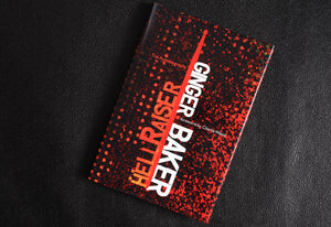 Hellraiser signature limited edition by Ginger Baker, Foruli, book