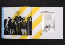 The Hacienda signature limited edition by Peter Hook, Foruli, signed bookplate