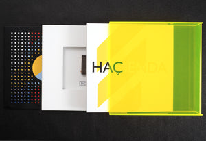 The Hacienda signature limited edition by Peter Hook, Foruli, book & vinyl record