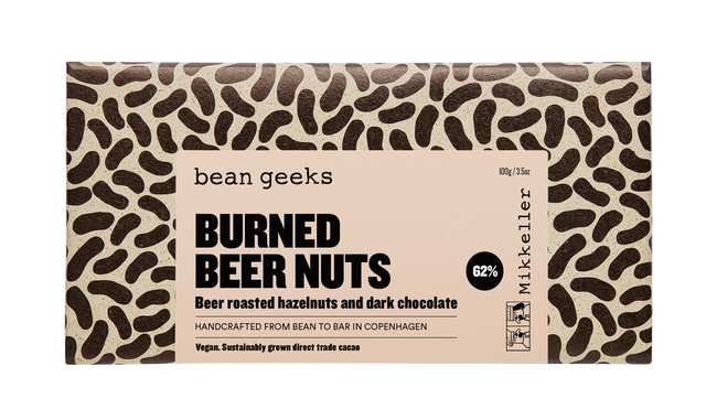 Burned Beer Nuts