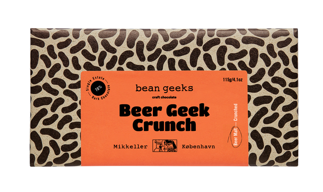 Beer Geek Crunch