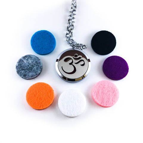 Om Aromatherapy Locket