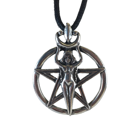 Wicca Pendant - New Beginnings