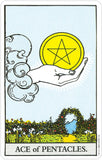 Pocket Rider-Waite® Tarot