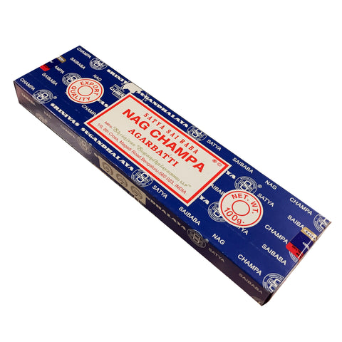 Nag Champa Incense - 100g