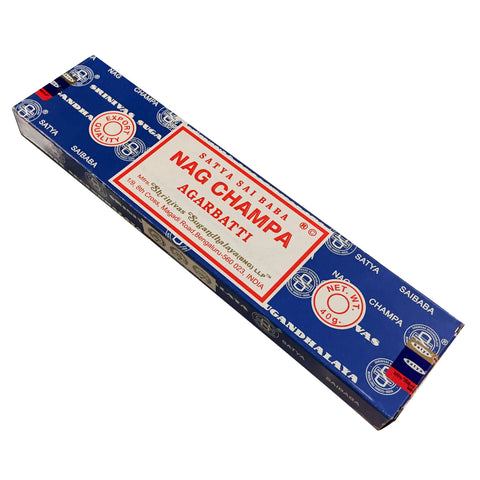 Nag Champa Incense - 40g