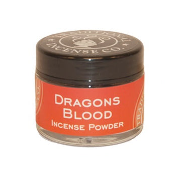 Dragons Blood Incense Powder Jar