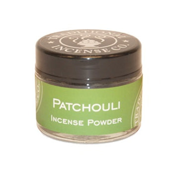Patchouli Incense Powder Jar