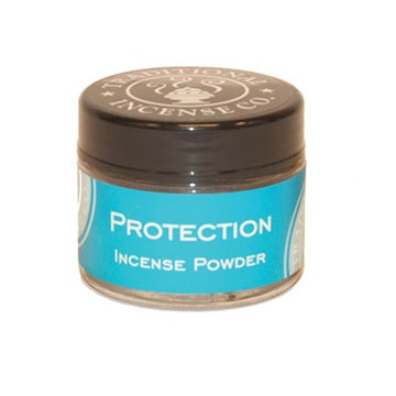 Protection Incense Powder Jar