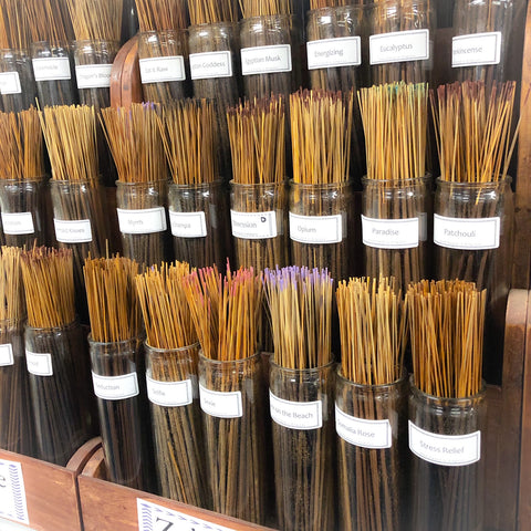 Zeldas Incense Sticks - 10 Sticks