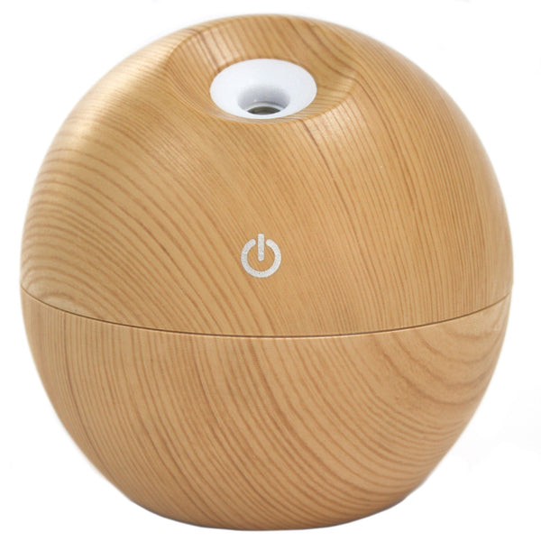 image of ergo globe pinewood atomiser