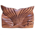image of bali puzzle box whail tail fin