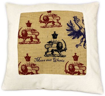 image of cushion cover death or glory