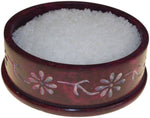 image of coconut simmering granules 200g bag hint of pink