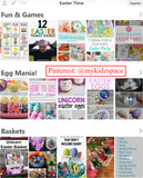 Inspiration for your Easter Celebration + Easter Sale