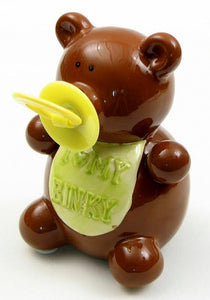 Bear Binky Coin Bank
