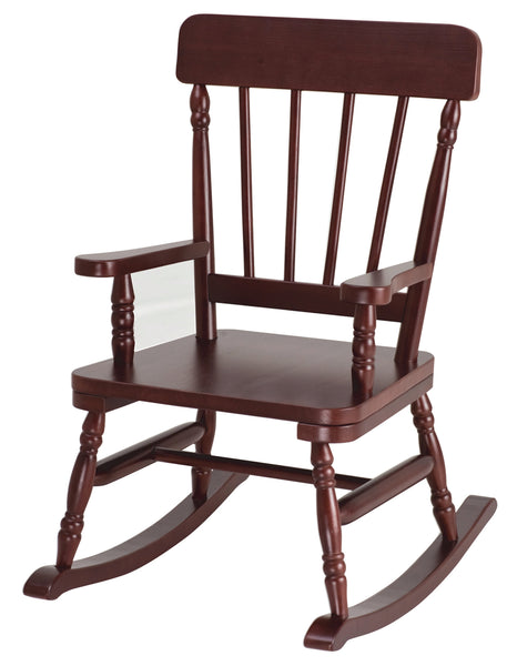 Classic Kids Cherry Rocking Chair