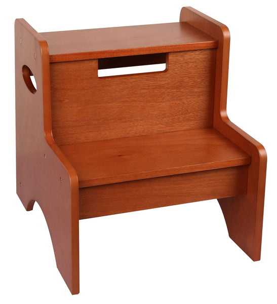 Classic Kids Maple Two Step Stool