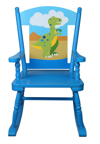 Dinosaur Land Rocking Chair