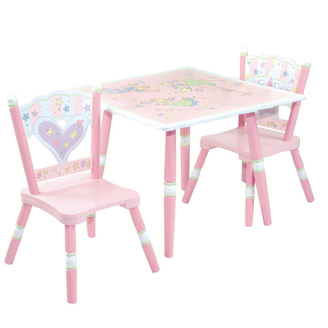 Fairy Wishes Table & 2 Chair Set