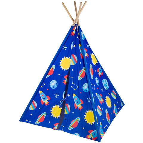 Outer Space Kids Teepee