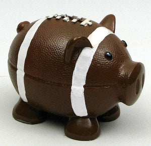 Pig Football Coin Bank