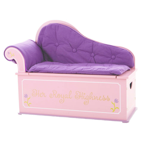Royal Princess Couch with Storage