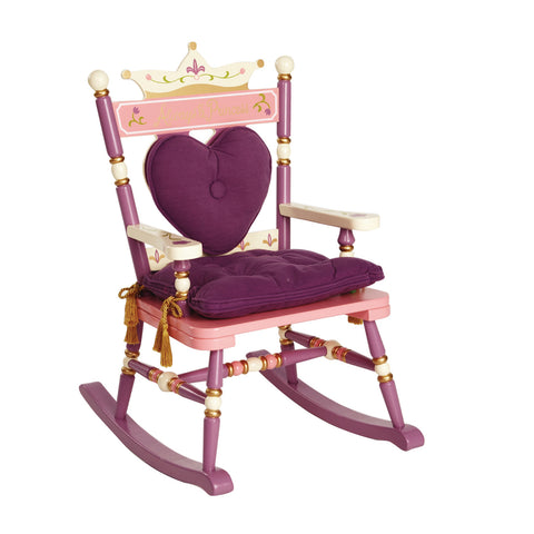 Royal Rocker Princess Rocking Chair