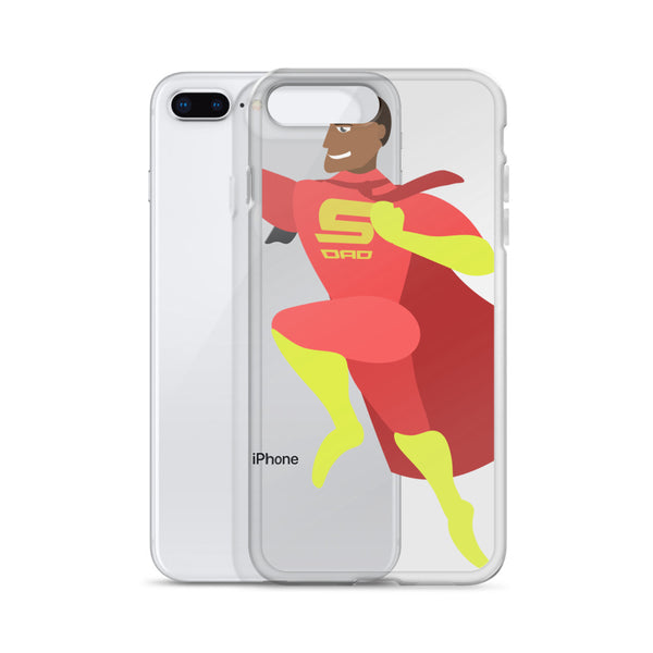 Super Dad iPhone Case (multiple sizes)