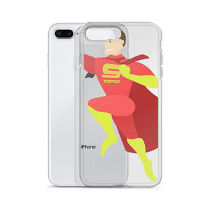 Super Dad II iPhone Case (multiple sizes)