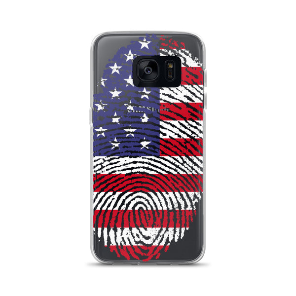 Proudly Patriotic Samsung Case (multiple sizes)