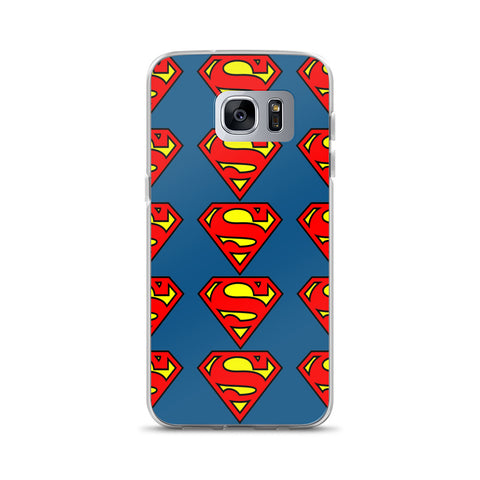 Superman Samsung Case (multiple sizes)