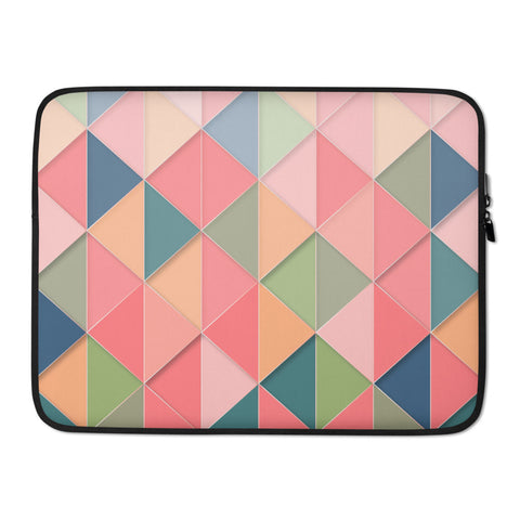 Astrid Geometric Laptop Sleeve