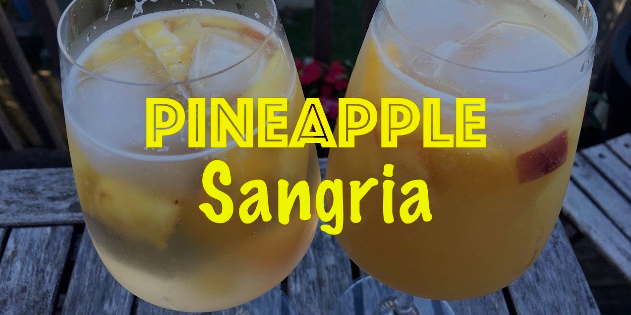 Pineapple Sangria Recipe