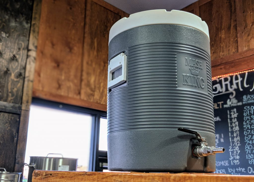 How To Brew Home Craft Beer Using Mash