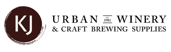 KJ Urban Winery & Craft Brewing Supplies