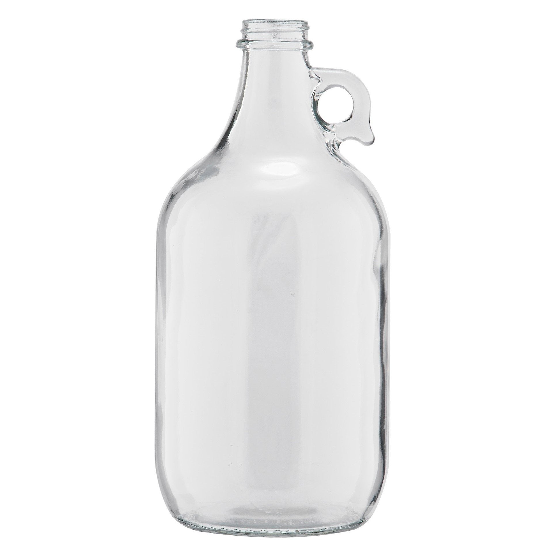 Half Gallon (1.89L) Jug - Clear