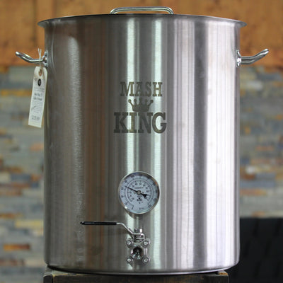 15 Gallon Stainless Steel Brewpot