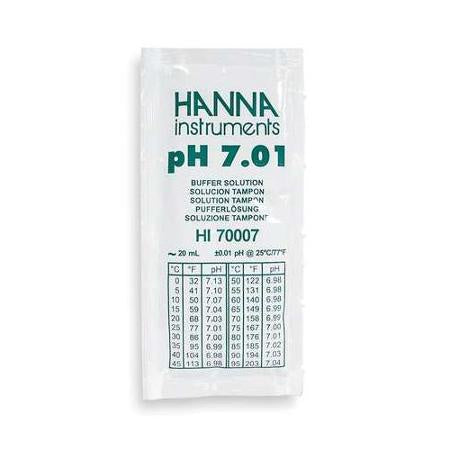 Buffer Solution - pH 7.01 (20ml)