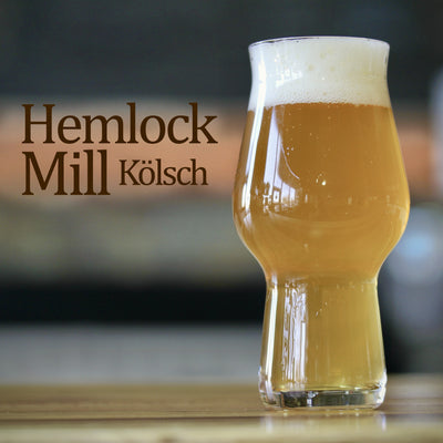 Hemlock Mill - Kolsch Recipe