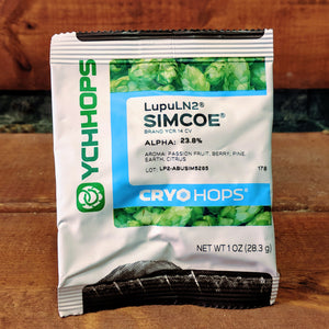 Simcoe - Cryo Hops (1oz)