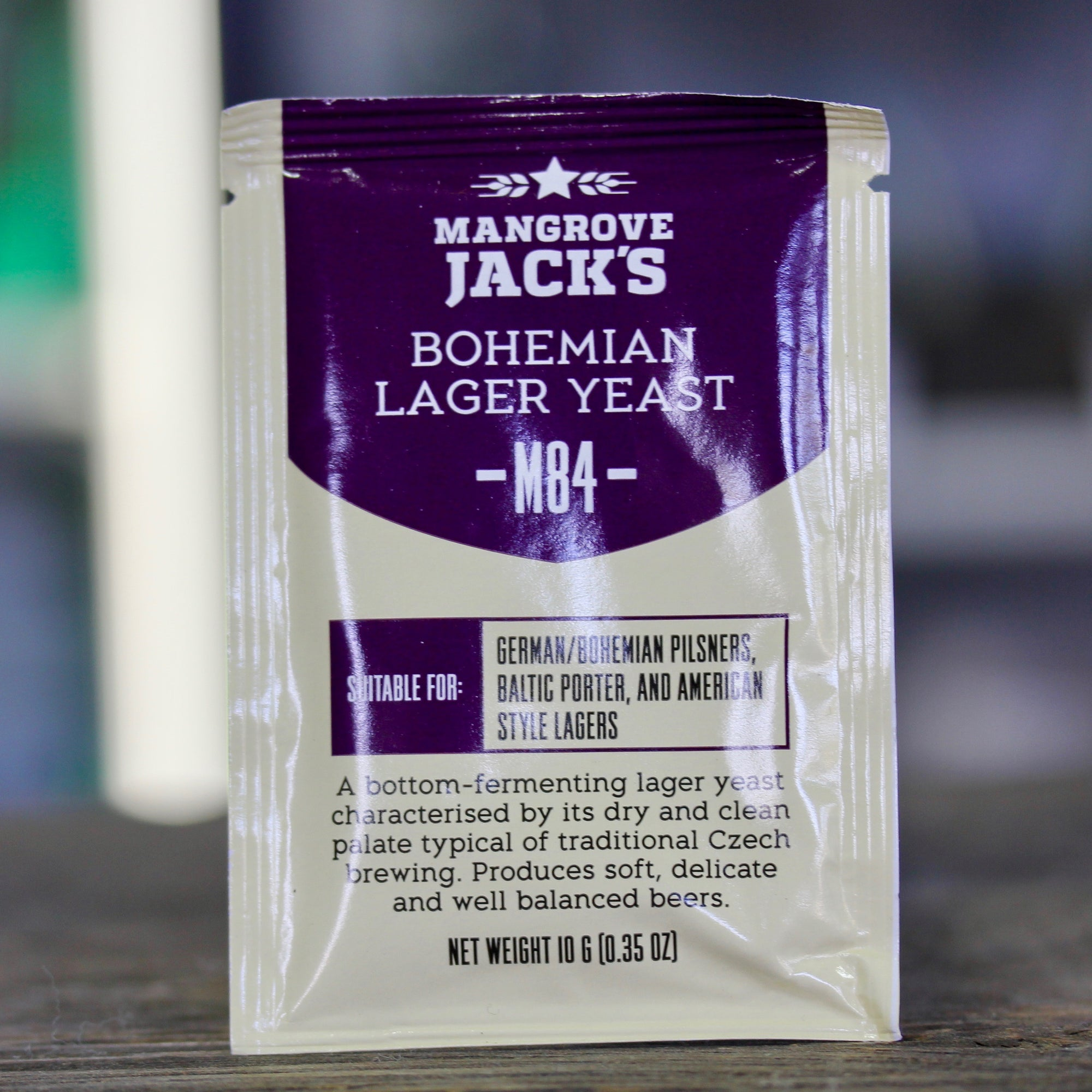 Bohemian Lager Yeast