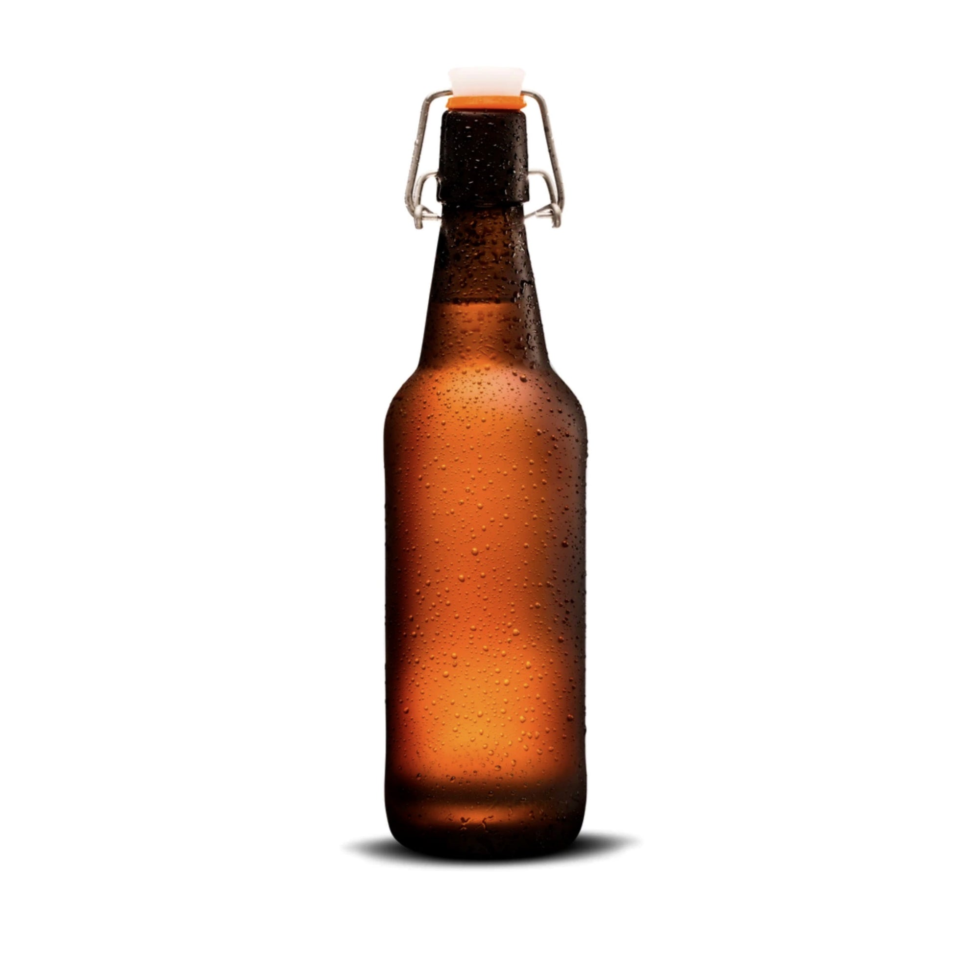 Swingtop Bottle - 500ml Amber