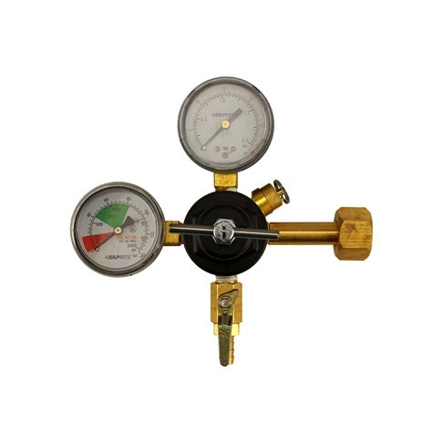 Taprite 60 PSI Single Gauge Regulator