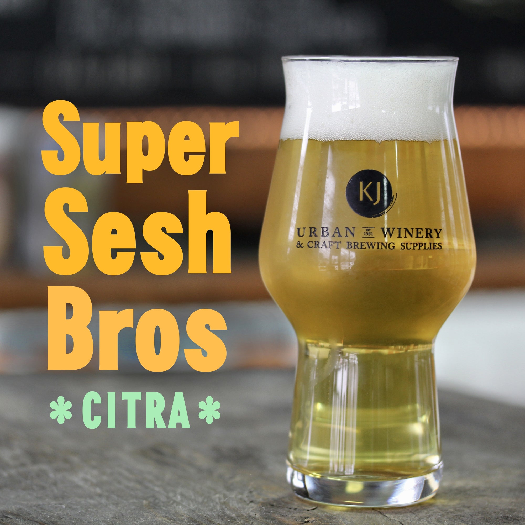 Super Sesh Bros - Citra
