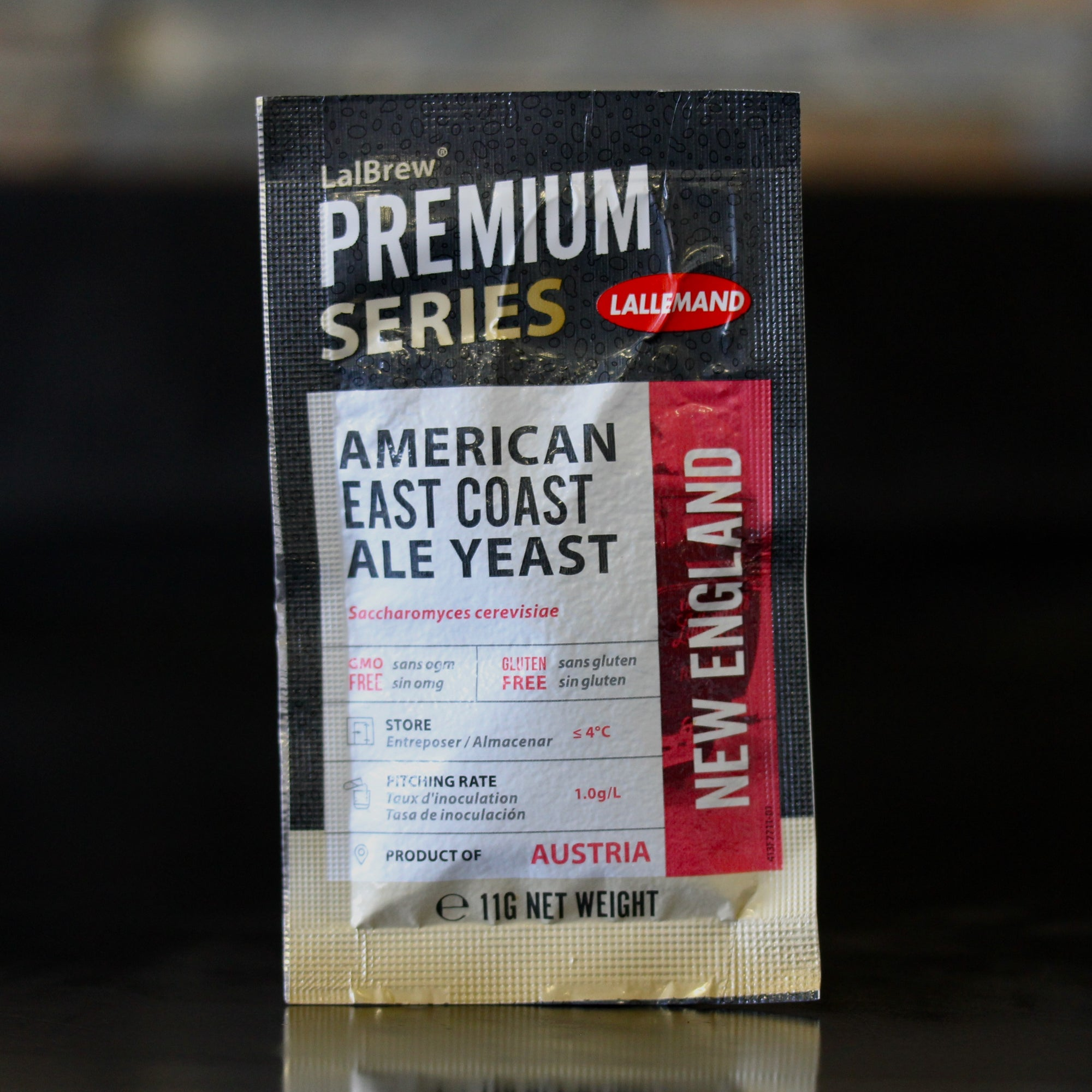 East Coast Ale Yeast - 11g
