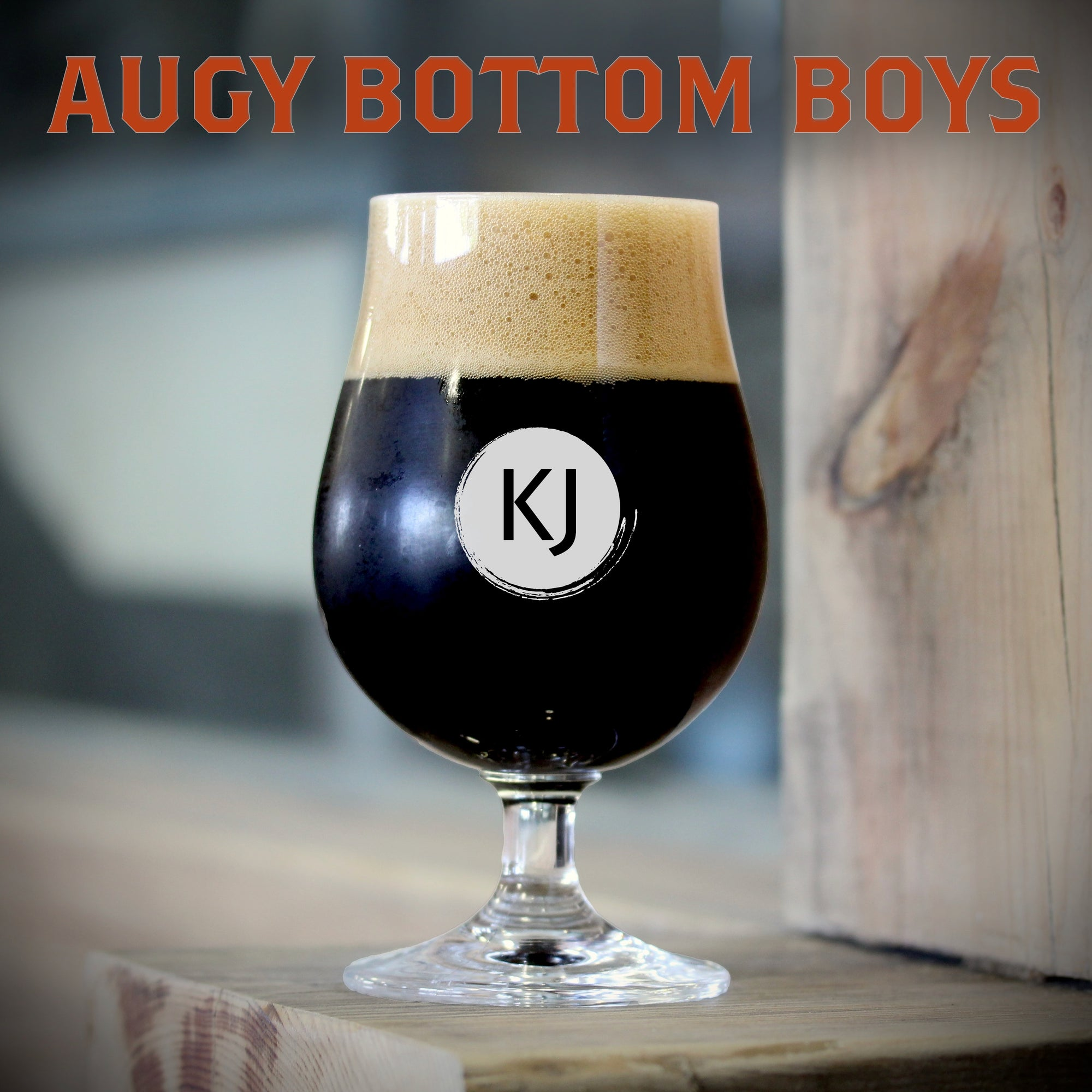 Augy Bottom Boys - Porter Recipe