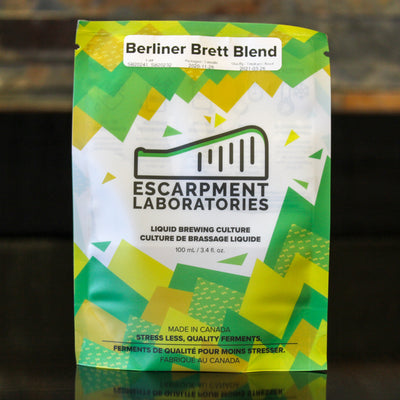 Berliner Brett 1 - Escarpment Labs
