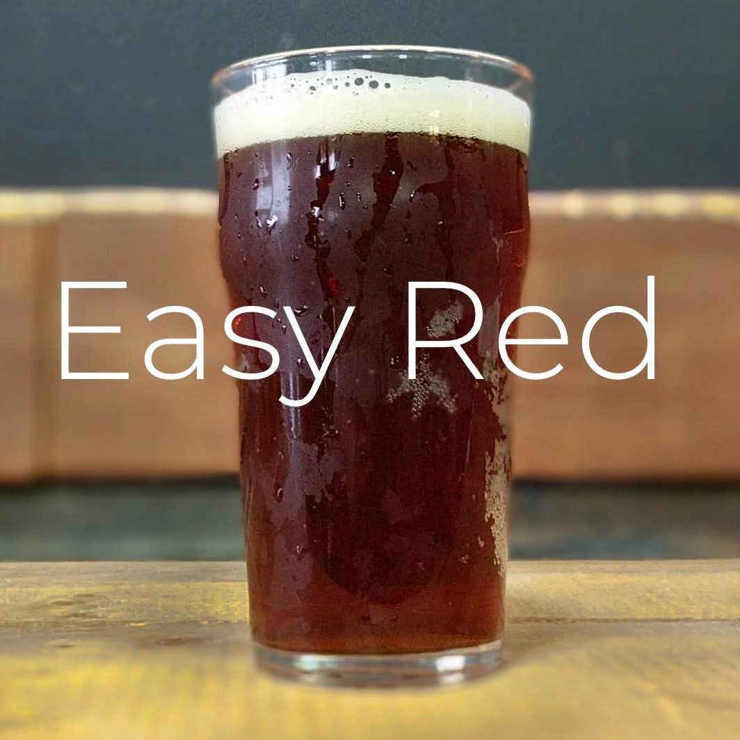 Easy Red - Red Ale Recipe