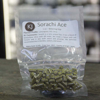 Sorachi Ace - 1oz